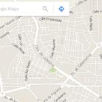 Como guardar un mapa de Google Maps como imagen