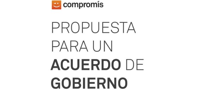 Analizando el pacto presentado por Compromis